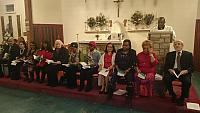 Christmas Carols and Midnight Mass 2014