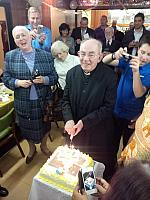 Fr Francis P. Reid's Golden Jubilee and Retirement Celebration